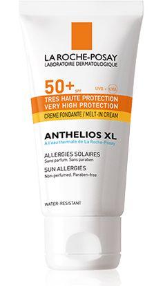 Todo sobre Anthelios XL FPS 50+ Crema fondante, un producto en el campo de Anthelios por La Roche-Posay recomendado para Sol  para todo el mundo. Consejo experto gratuito