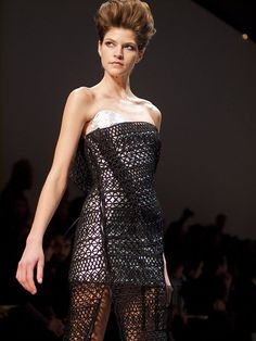 Georges Chakra S/S 2010, first pictures - Couture