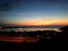 Beautiful sunset..... #okinawa#onnason #surfing#surf#seanasurf #sup #surfingschool #surmmer