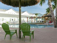 Tropical Paradise Next To Schlitterbahn Park in Corpus Christi $1,081
