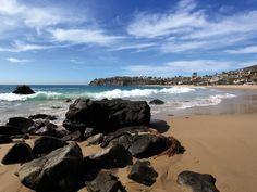 Emerald Bay, Laguna Beach, Orange County, California oceanfront