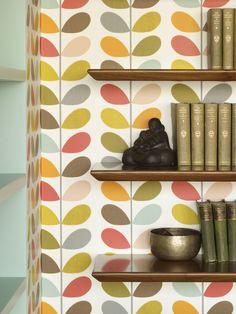 wallpaper: colorful patterns retro