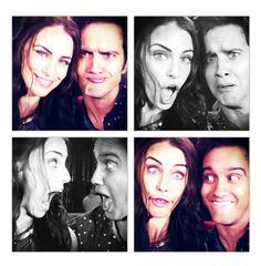 Adriana and Navid