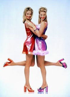 A LIFE LESS ORDINARY - karidevereaux: …an ode to Romy and Michele.