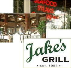 Jake's Grill - We lucked onto this place right after we arrived in Portland.