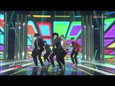 150508 BTS @ Simply K-pop -- Fun boy
