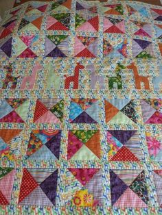 Cot quilt | Craftsy