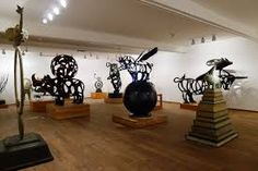 Sculptures bronze Richard Texier