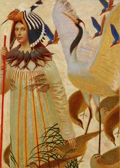 2009 MIGRATION Andrey Remnev (b1962 Yachroma, Russia)