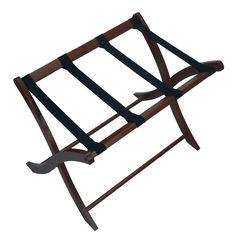 Winsome Wood Luggage Rack, Walnut: Amazon.ca: Maison et Cuisine