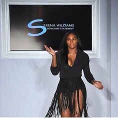 Pin for Later: Serena Williams Is a Queen: Here's Why