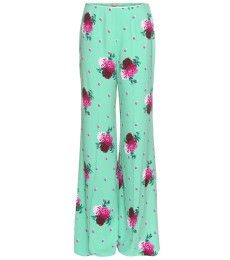 #palazzo #hose #marcjacobs  Shop here: http://www.fashion-square-online-mall.de/products/palazzo-hose-mit-print