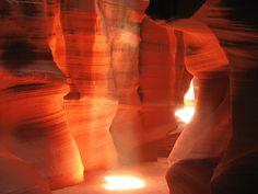 Upper Antelope Canyon, AZ.