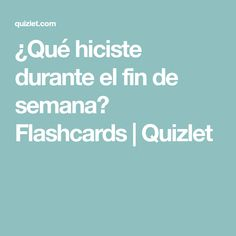 7 Best Quizlet images | Games, Spanish class, Classroom