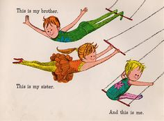 This Is My Family by Howard F. Fehr, illustrated by Aliki, 1963.