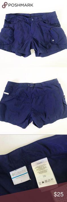 Boy Or Girl Zara Mini Pale Blue Shorts 6-9 Months Bnwt