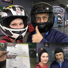 いいね!16件、コメント2件 ― Dawn Fazio-Kingさん(@mrskingd14)のInstagramアカウント: 「Had a great time with my Dad and even beat him racing 😊 #FatherDaughterDate #Family…」