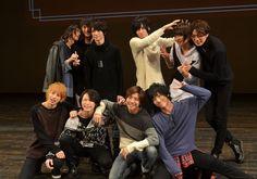 舞台『刀剣乱舞』イベントに鈴木拡樹さん、荒牧慶彦さんら10人が集合! | PASH! PLUS