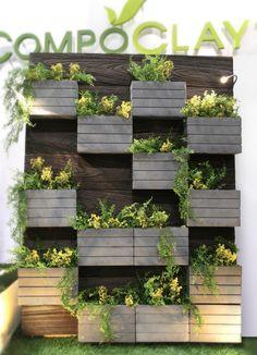 Vertical Gardens - Canyon Living Wall Planter