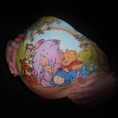 Bellypaint Disney