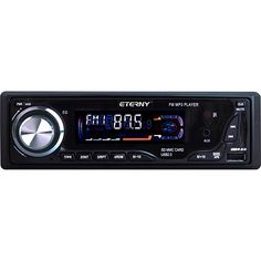 [SouBarato] MP3 Player Automotivo Eterny ET33001 - Rádio FM, USB, SD e AUX - R$ 49,99