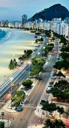 Copacabana,Rio de Janeiro