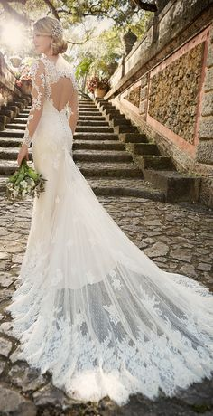 Essense of Australia Spring 2016 Wedding Dresses Collection_25