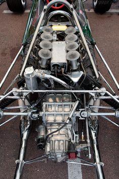 Lotus 49 Cosworth (Chassis R2 - 2010 Monaco Historic Grand Prix) High Resolution Image