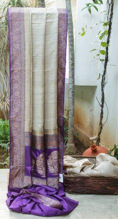 BENARES TUSSAR L04190 | Lakshmi