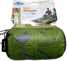 Repels mosquitoes, ticks, flies, and fleas. Weighs less than 5 oz!