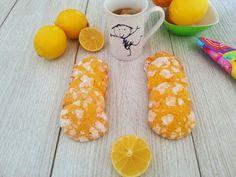 """Galletas Crinkle de limón del blog De Cabeza en la Cocina Cocineros del Mundo: Recetas Participantes en el Reto de Febrero 2015 """"Huevos o Cítricos"""""""