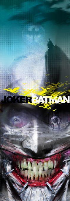 Joker/Batman 2 by Uwe de Witt