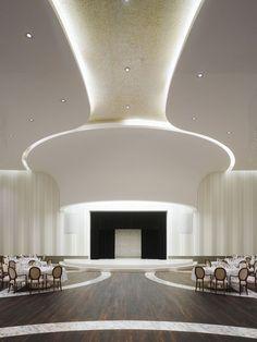 Image result for modern ballroom ceiling