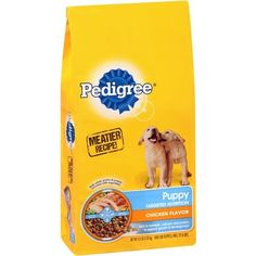 Pedigree Puppy Targeted Nutrition Chicken Flavor Dog Food, 3.5 Pound -- 5 per case. >>> See this great image  : Dog treats