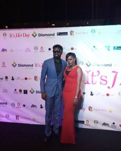#HappeningNow. Movie premiere for Its her day!  #ItsHerDay  #ItsHerDayMovie #MoviePremiere Cc @officialBovi @amcchannels @diamondbankng @prodyies @abinibi