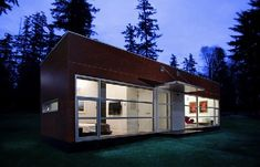 The Year In Green Modern Homes : TreeHugger