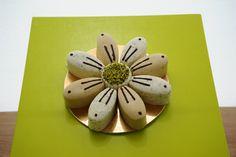 Semifreddi o Torta gelato a forma di fiore già divisa in porzioni. (Su ordinazione in diversi gusti)