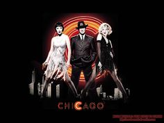 Chicago- Catherine Zeta Jones (Velma), Richard Gere (Billy Flynn), and Renee Zellweger (Roxie) Chicago Movie, Chicago Musical, Chicago Broadway, Chicago Poster, Chicago Chicago, Chicago Bears, Renee Zellweger, Richard Gere, High School Musical
