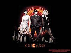 Cinta basada en el musical del mismo nombre con Richard Gere, Catherine Zeta-Jones y Renée Zellweger. se estrenó en 2002 y se llevó 6 Oscar