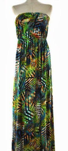 Summer dress 3x robes