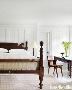 Cottage Life Beautiful Bedrooms, Beautiful Homes, House Beautiful, Simply Beautiful, Design Studio, House Design, Cottage Design, Cafe Design, Home Bedroom