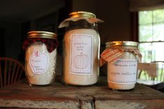 fall flavors // sharing the harvest (printables)