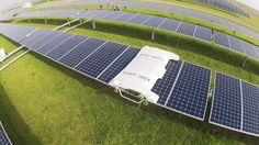 Using an automated surveying and design process has helped one solar developer produce more power. Bonus: They also put robots to work cleaning the...