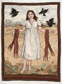Green Mountain Rug Hooking Guild - Rachelle Leblanc