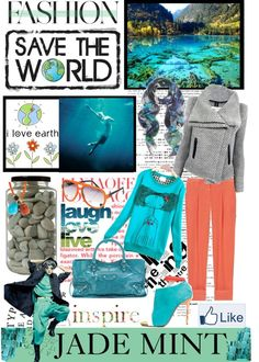 """heal the world"" by hieuanh on Polyvore"