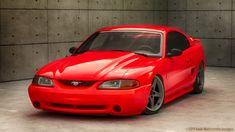 Kwik Graphics - 1995 Ford Mustang Cobra R (Kwik Version) Restomod Mustang, Sn95 Mustang, 1979 Ford Mustang, Fox Body Mustang, Ford Mustang Shelby Gt500, Ford Mustang Convertible, Ford Mustang For Sale, Ford Svt, Mustangs
