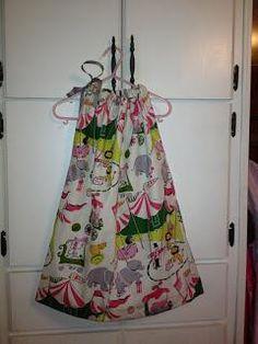 DIY Clothes DIY Refashion   DIY Simple Pillow Case Dress
