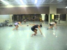George Brown College -Jazz Dance Combo