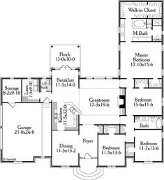 Romantic Appeal - 62021V | 1st Floor Master Suite, CAD Available, Corner Lot, European, PDF, Traditional | Architectural Designs