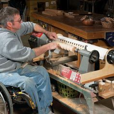 Buy Lathe Dust Collector - Downloadable Plan at Woodcraft.com
